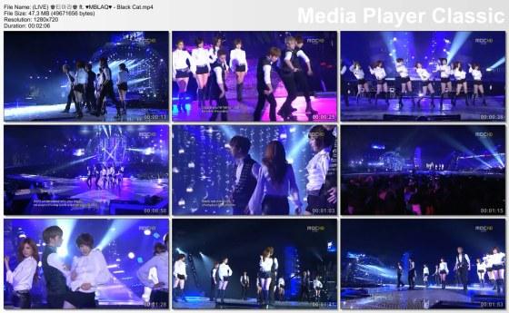 (LIVE) ♚티아라♚ ft. ♥MBLAQ♥ - Black Cat.mp4_thumbs_[2013.03.24_05.40.25]