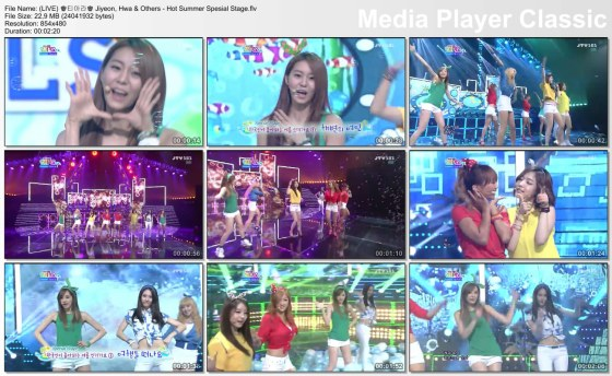 (LIVE) ♚티아라♚ Jiyeon, Hwa & Others - Hot Summer Spesial Stage.flv_thumbs_[2013.03.24_05.44.28]