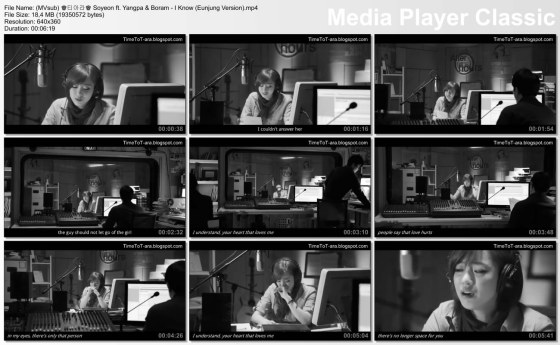 (MVsub) ♚티아라♚ Soyeon ft. Yangpa & Boram - I Know (Eunjung Version).mp4_thumbs_[2013.04.04_17.38.21]