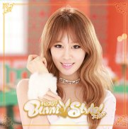 t-ara jiyeon bunny style cover